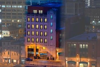 貝斯特韋斯特普勒斯費城會議中心飯店