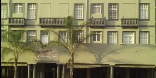 貝爾格雷夫飯店