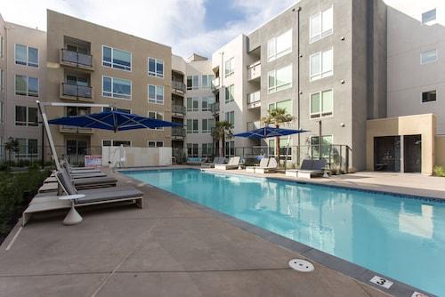 南聖克拉拉杜威爾俱樂部公寓飯店