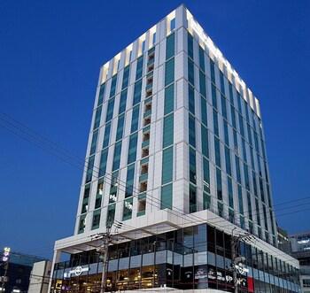 釜山索拉利亞西鐵飯店