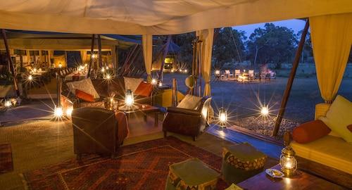 大象佩帕爾營地飯店