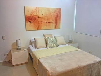 蘇活簡約公寓飯店 - 近布納維斯塔 BAQ28A