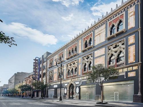 墨西哥修達德市中心飯店