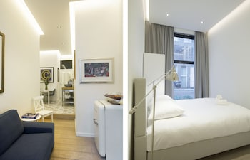 哈爾勒梅爾斯大街公寓飯店