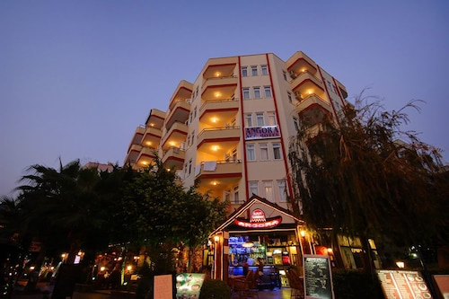 安哥拉公寓飯店