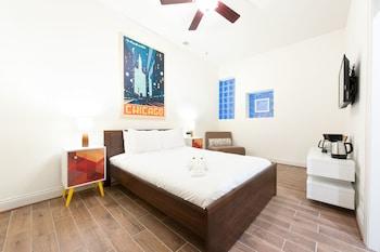 松德爾奢侈林肯公園開放式公寓飯店