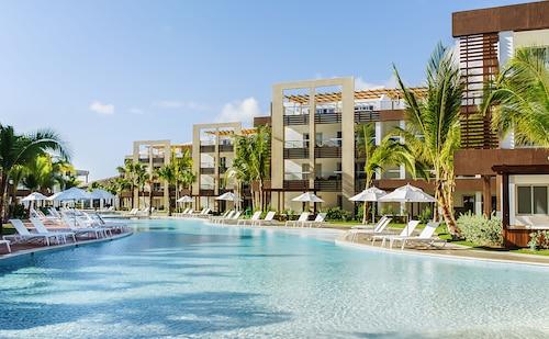 海濱奢華公寓藍海洋飯店