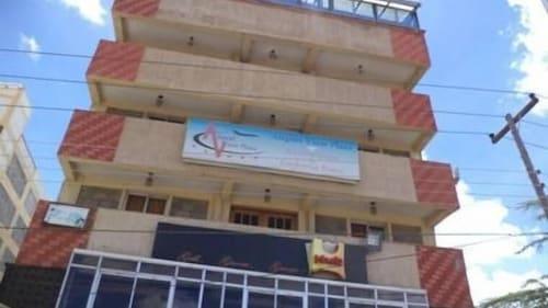 奈洛比機場景觀飯店