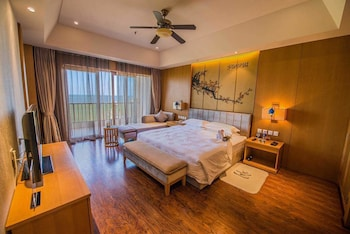 Arcadia seaside holiday hotel Beidaihe