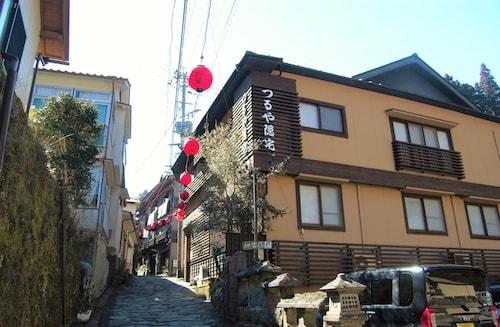 鶴屋清幽日式旅館