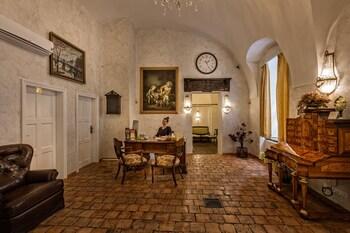 布拉格古城住宅式飯店