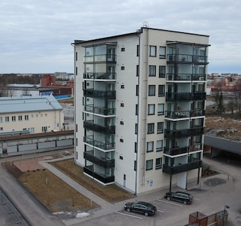 Brand new apartment with nice view