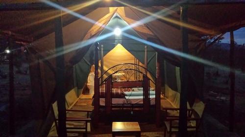 命運生態營地飯店