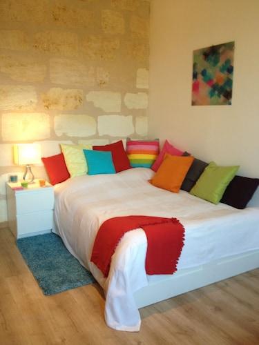 舒適波爾多中央開放式公寓飯店