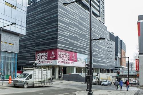 松德爾陽光 2 房蒙特婁市中心飯店