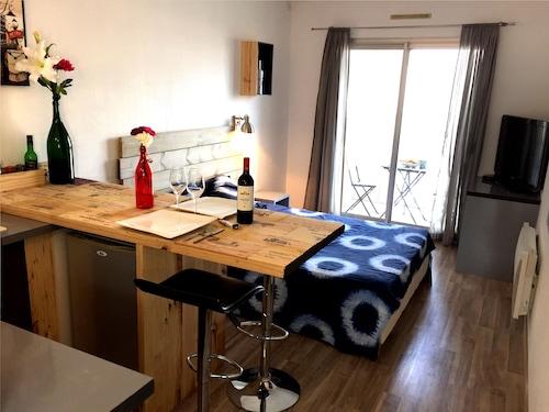 波爾多聖尚蓋爾開放式套房歡迎飯店