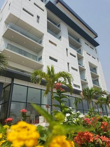 太陽城公寓飯店