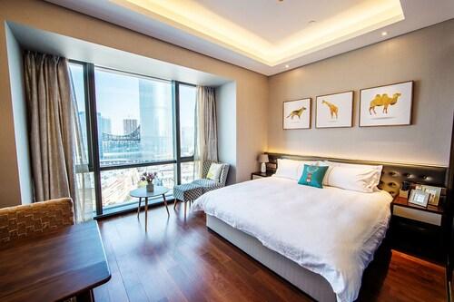 蘇州金雞湖優宿酒店公寓