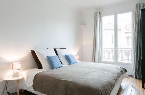 巴黎展覽中心超時髦套房飯店