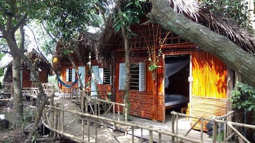 象牙竹子果園渡假村