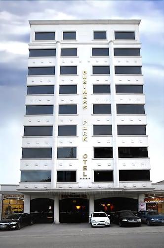商業園區飯店