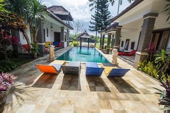 峇里巴拉姆別墅飯店