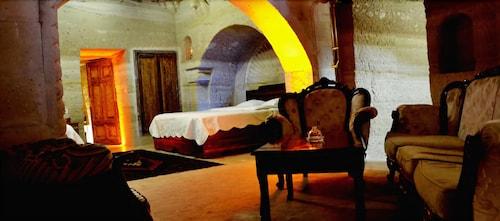 家庭洞穴套房飯店