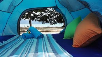 熱帶生態露營飯店
