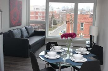 阿特拉斯大學街服務式套房公寓