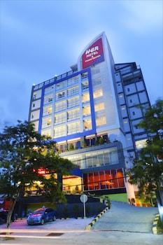 巴厘巴板她的飯店及商業中心