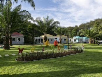 Again at Klongnga Resort