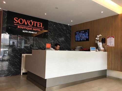 科塔迪薩拉 8 索沃精品飯店