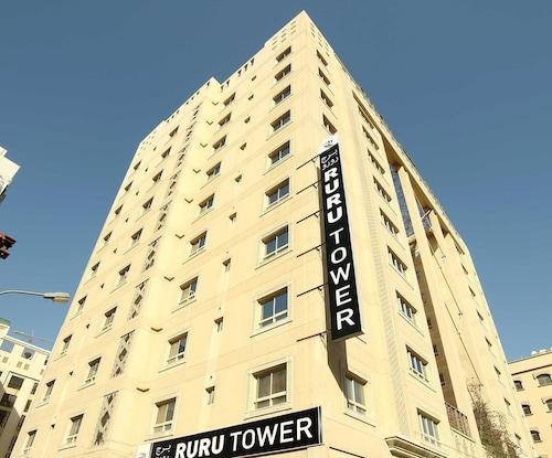 茹茹塔公寓飯店