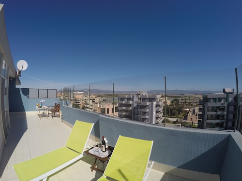漂亮景觀公寓飯店