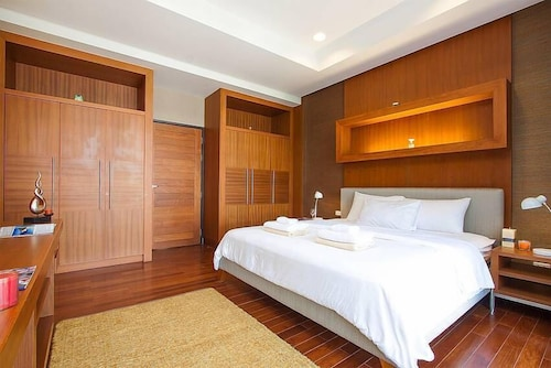 華欣藍礁湖 401 飯店