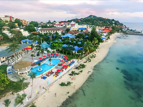 日落海灘別墅飯店