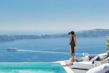 Mythical Blue Santorini