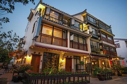 桂林隱源居庭院度假酒店