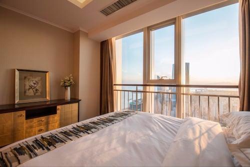 悅蘭酒店公寓 - 中鐵中心店
