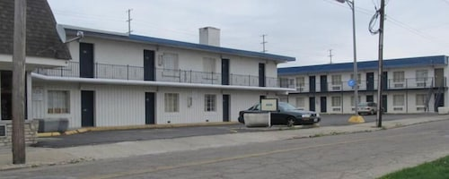 城鎮汽車旅館