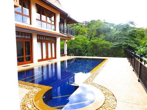 坎布里 1 房全景海景別墅飯店