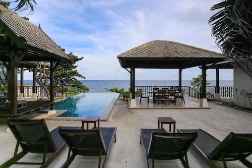 海灘渡假村的 4 房海濱別墅飯店