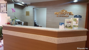 Microtel Inn & Suites by Wyndham Baguio Reception
