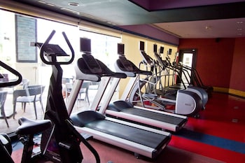 Bellevue Hotel Alabang Fitness Facility