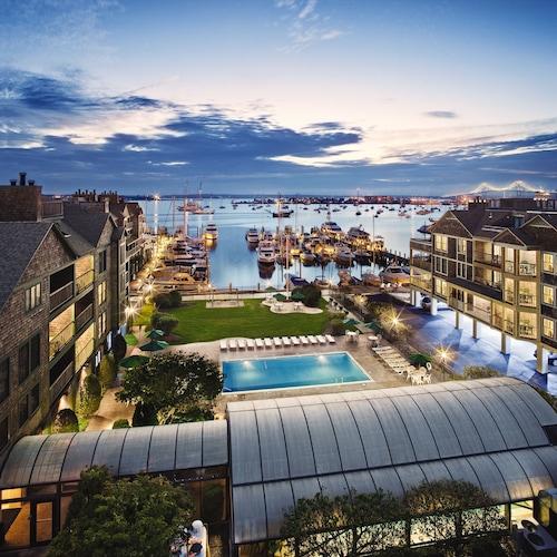 溫德姆新港陸上飯店