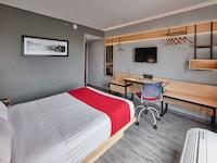 Habitación estándar, 1 cama de matrimonio
