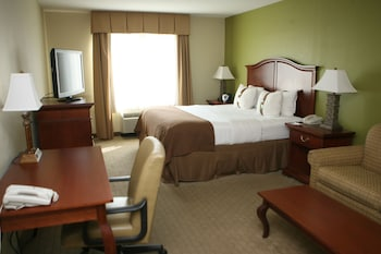 Holiday Inn & Suites Lake City - Lake City, FL 32025 - Guestroom