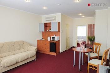 克隆威爾克公寓飯店