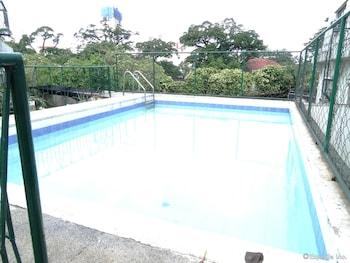 The Garden Plaza Hotel & Suites Manila Outdoor Pool