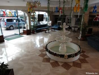 The Garden Plaza Hotel & Suites Manila Lobby